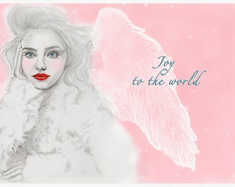Joy to the World Angel