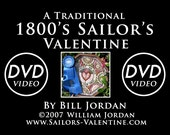 How to create a Sailors Valentine