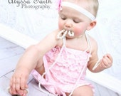 Photo Prop Pearls Baby Toddler Girls Pearl Necklace, Costume Jewelry, Long Strand of White or Ivory Pearls for Pictures Photography