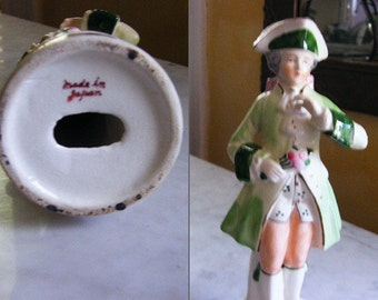 Vintage Porcelain French Revolution Figurine Japan