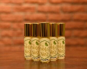 Organic Jasmine Perfume Oil