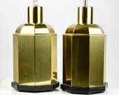 Pair of Vintage Hollywood Regency Lamps
