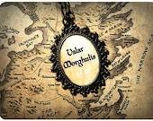 Valar Morghulis Necklace Pendant