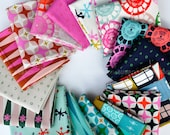 Playful Fat Quarter Bundle by Melody Miller for Cotton and Steel Fabrics, COMPLETE