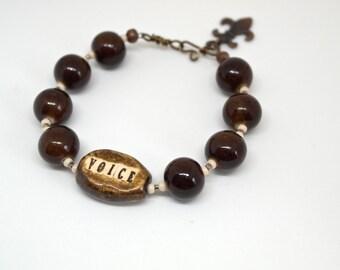 Bracelet - Have a Say