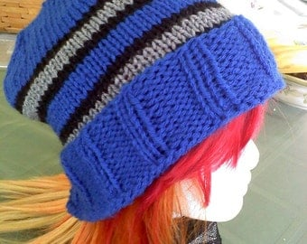 Adult Striped Hat