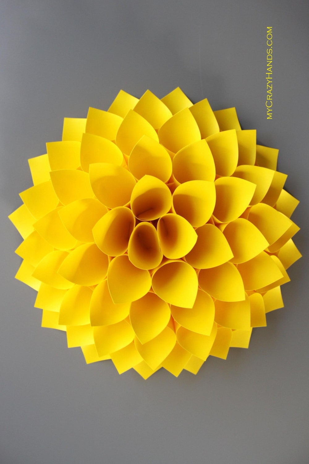 Origami Flowers Wall Decor: Best images about origami on birds ...