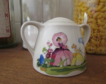 Villeroy and Boch Le Ballon sugar bowl with lid