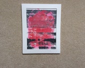 Abstract Print