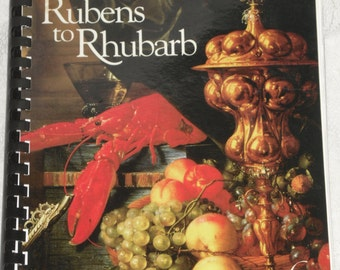 Rubens to Rhubarb...The Ringling Museum Cookbook