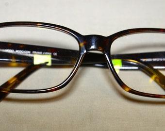 Vintage MODO Rx Frames Glasses