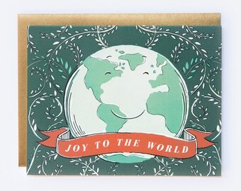 Items similar to INSTANT DIGITAL DOWNLOAD Joy to the World Printable Vintage Christmas Sheet ...