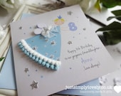 A Beautiful Fairy Ice Princess Card!