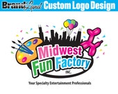 Professional Logo Design, Corporate Logo, Company Logo Design, Business Logo Design, Custom Logo Design, OOAK Logo