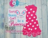 Baby Girl Easter Outfit, My 1st Easter outfit, My first Easter Outfit, Baby Bunny, Princess bunny outfit, BAby easter bunny