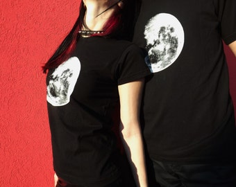 Moon Hand ScreenPrint T-shirt