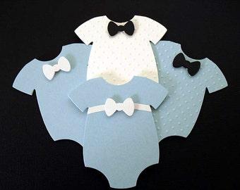 Mini Tiffany Baby ONESIE Cards