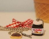 Nutella Dream Necklace