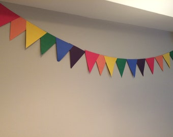 Rainbow Party Banner