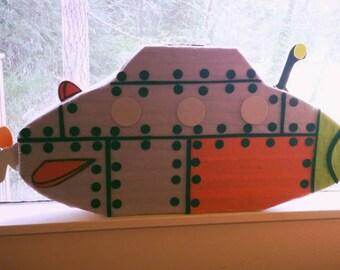 Submarine Pinata