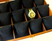Watch Pillows, Bracelet Pillows for Watch Boxes or Jewelry Boxes