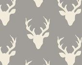Baby Blanket: Buck Mount Grey    by JuteBaby