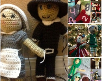 E-book Crochet Boy doll