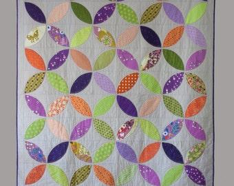 Lemon Peel Quilt Pattern