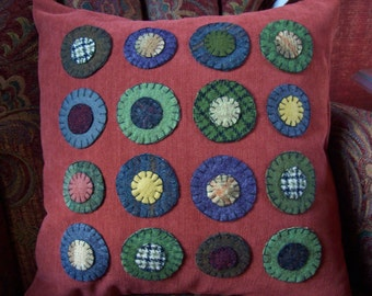 Penny Rug Pillow Slipcover