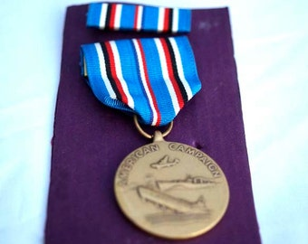 United States World War Two Asiatic Campaign Medal- MINT