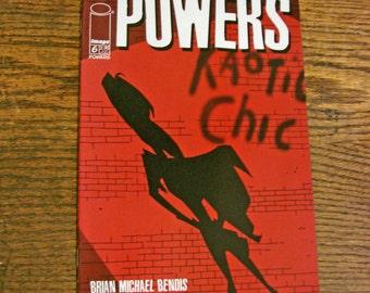 Powers Comics #6 Vol 1 Michael Bendis Michael Oeming Comic Book