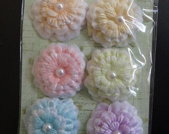 Prima Flowers - Ameruse Pastel Perle Mix