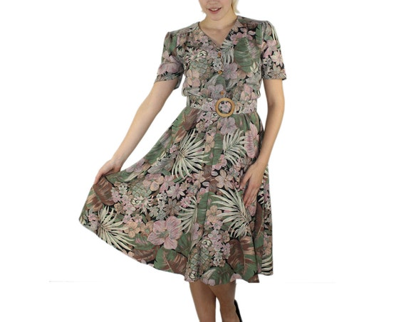 Jungle Dress Medium Size 10