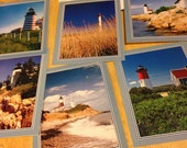 Lighthouse Blank Cards - Set of 7