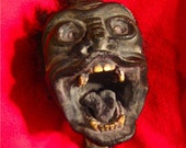 Vintage Mark Fierson Feejee Mermaid Head