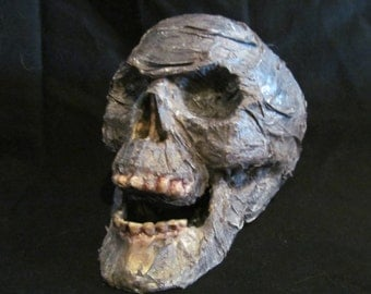 Halloween Zombie/ Prop/Skull/Corps Head.Little Rotter V