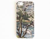 iPhone 5 Case. iPhone 5S Case. Vintage Paint By Number Spring. Phone Case. iPhone 5S Cases. Case for iPhone 5.