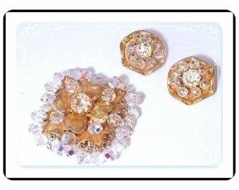 Crystal Mesh Demi - Enchanting Goldtone Mesh Demi-1422a-070110000