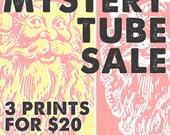 MYSTERY TUBE SALE!
