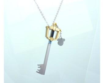 Keyblade Necklace - New Design -Kingdom Hearts Inspired