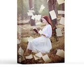 Flying Dreams {Vintage Book} Photo Overlays