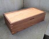 Custom Made Tea Box Reserved For Clark**