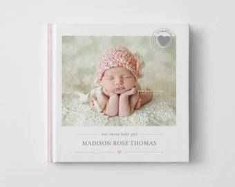 Baby photo album | Etsy