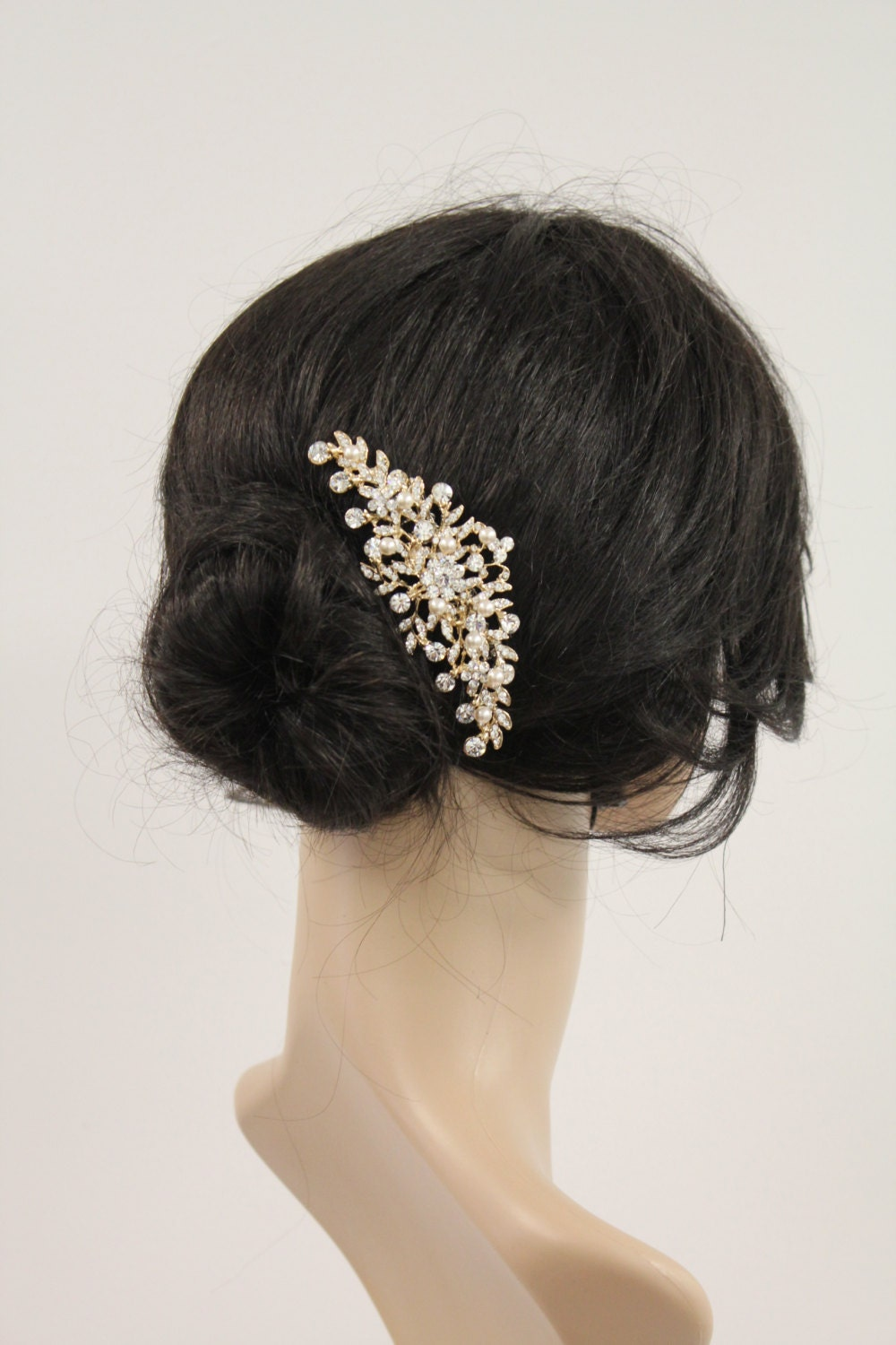 vintage style bridal hair accessories gold wedding hair accessory vintage style bridal hair comb 4352