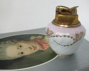 Royal Tattau Lighter, Germany, Porcelain