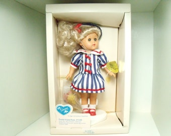 "Vintage Ginny Doll  "" Fourth of July Picnic"""