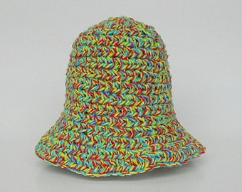 Toddler Baby Boy Summer Hat 9 Months To 2 Years Old  Infant Girl  Cap  Colorful Yellow Red Green Blue Cotton  Spring Beanie 18 Months