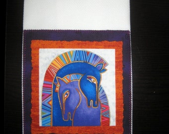 Fantasy Horse Kitchen Dish Bath Hand Towel