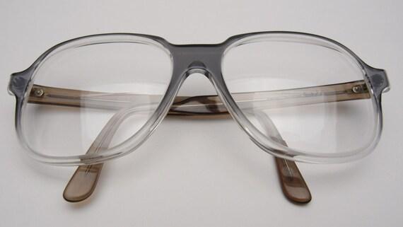Vintage Oversized Aviator Sunglasses Eyeglasses by ...