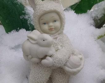 Dept 56 Easter Snowbunny   ECS